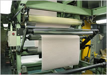 グラビア二色印刷機