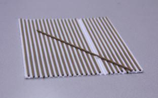 線香を固定する保護シート